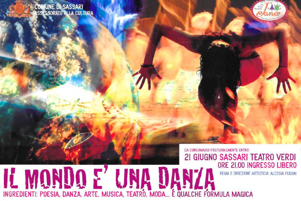 Il Mondo è una Danza - Jna Benessere